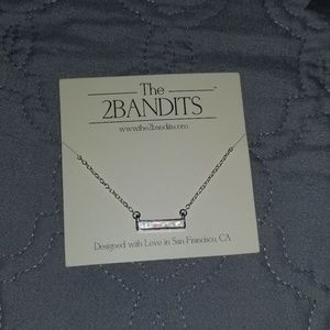 NWT The2Bandits Athens Necklace
